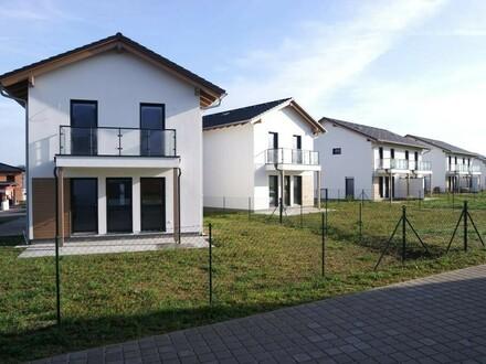Neubau-Einfamilienhaus in zentraler Lage