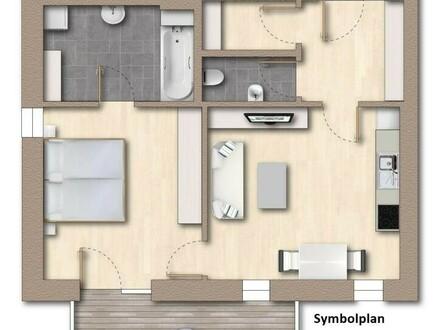 Erstbezug - traumhafte Wohnung in Bad Zell