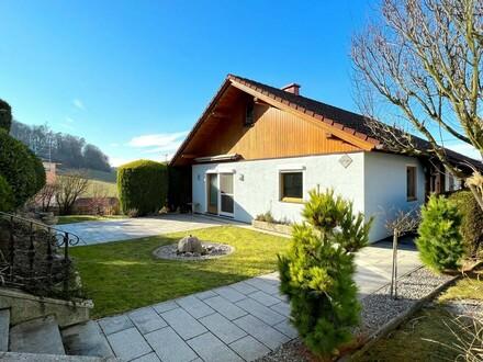 Einfamilienhaus mit schönem großen Garten nur wenige Minuten von Linz!