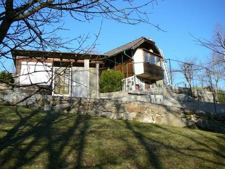 2 Baugründe in ruhiger, idyllischer Südhanglage im Dorf Haselbach