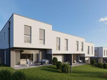 RESERVIERT! Geförderte NEUBAU-Doppelhaushälfte zum TOP-Preis in Grünlage *letztes Objekt*
