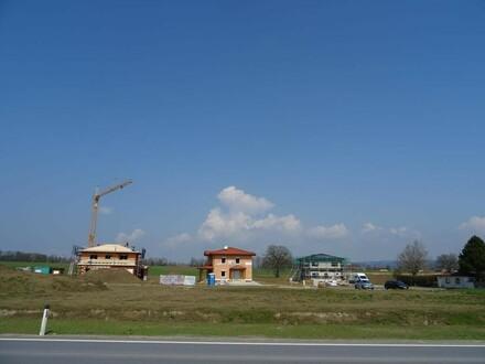 Baugrundstück in Siedlungslage