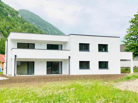 2 hochwertige Neubau-Erdgeschoß-Wohnungen