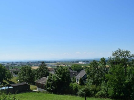 Schöne Aussichten - 4 Top-Grundstücke in Perg