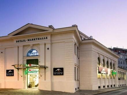 Top Renditeobjekt, Nußdorfer Markthalle