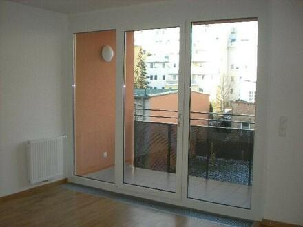 Sehr ruhige Top-Neubauwohnung mit Balkon und Gartenblick