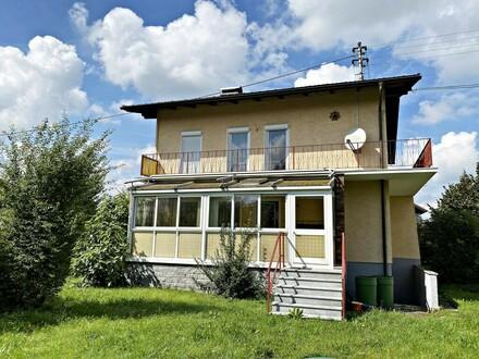 Einfamilienhaus in Grünlage