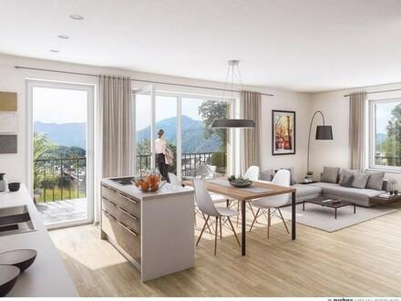 Moderne Erstbezugswohnung mit Garten und Terrasse!