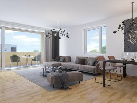 NEUBAU: Eigentumswohnung nur 14 Minuten von Linz *provisionsfrei + große Wohnbauförderung*