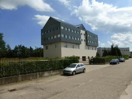 Bürogebäude Frontansicht