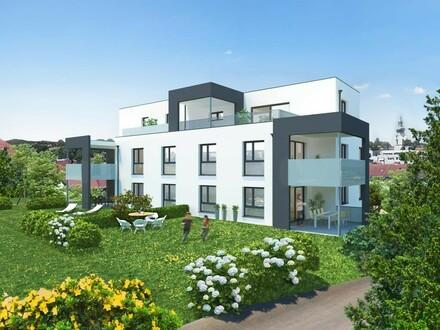 Neubauprojekt High five - Exzellentes Wohnen in Leonding