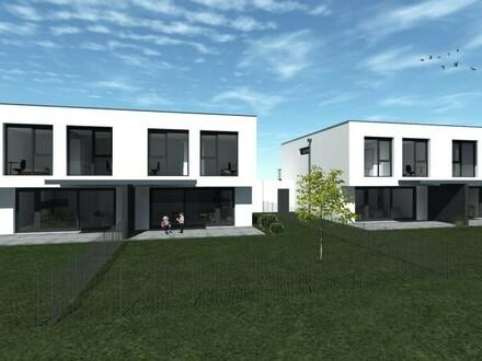 Neubau Doppelhaus Hörsching Blumenweg DH 2