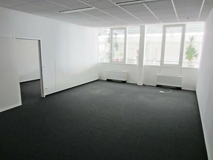 Gut geschnittene Bürofläche im IT-Center