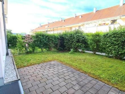 Seltene Gartenwohnung in Ennser TOP-Lage *Betreubares Wohnen optional*