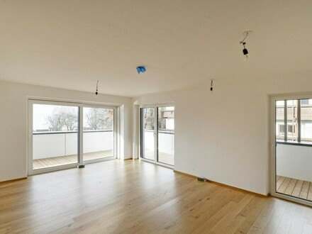 Top-Wohnung mit Blick zum Attersee