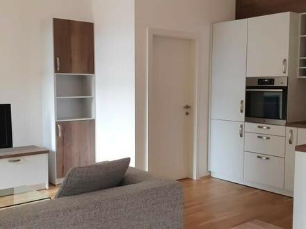 Sofort beziehbar - Möblierte Zweizimmerwohnung