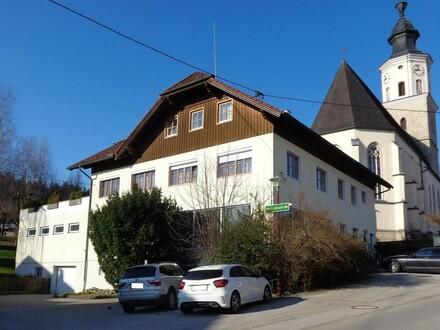 Gepflegtes Wohn- Geschäftshaus mit vielen Möglichkeiten