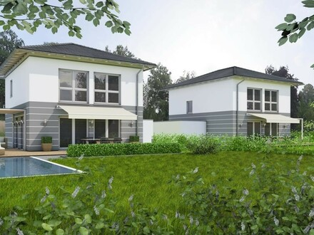 Modernes Einfamilienhaus in ruhiger Stadtrandlage