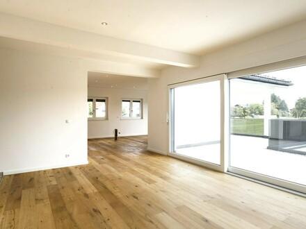 Exklusive Wohnung mit großen Terrassen in Steindorf - Baustart erfolgt!