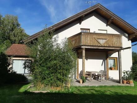 AUSSICHTSLAGE - Einfamilienhaus mit INN-Blick