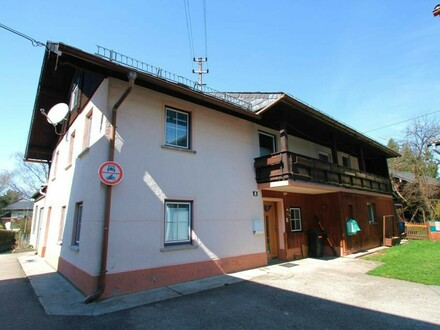 Gemütliches Einfamilienhaus mitten in St. Georgen im Attergau! Nur 5 Minuten zum Attersee!