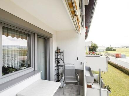 Große Wohnung in St.Georgen / Attergau
