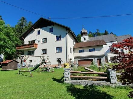 Großzügiges Wohnhaus auf 730m Seehöhe