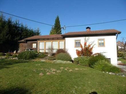 Einfamilienhaus in ruhiger Siedlungslage