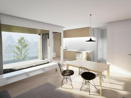 Architekten-NEUBAU: Moderne Eigentumswohnung mit exklusiver Ausstattung