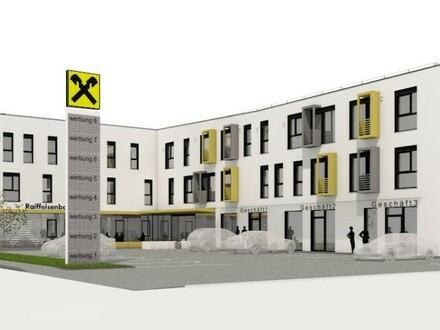 Multifunktionshaus Hartkirchen - Muster Gewerbe