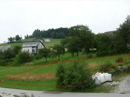 2 Bauparzellen in St. Johann/Wimberg