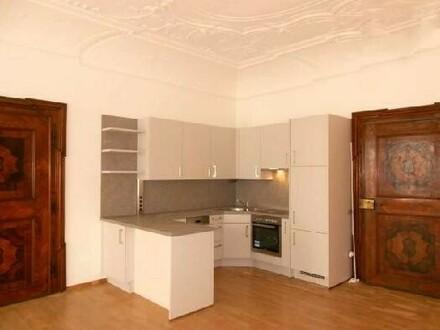 Extravagante Wohnung mit Altbauflair