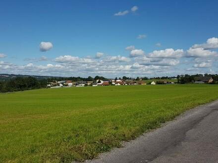 Bauerwartungsland in Sonnenlage