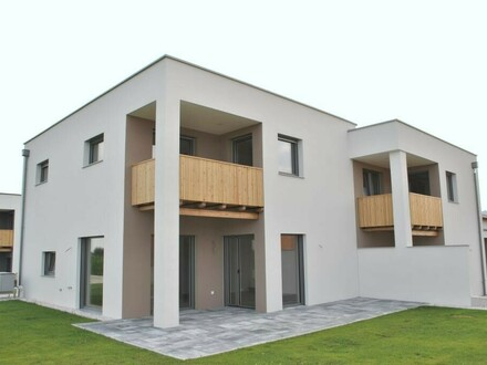 Erstbezug einer Doppelhaushälfte