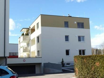 Neubau Eigentumswohnung in zentraler Lage