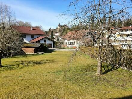 Baugrund in zentrumsnaher Lage am Krottensee