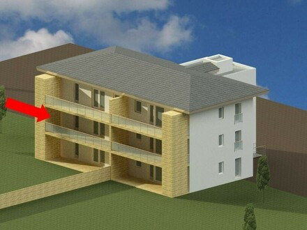 Eigentumswohnung in Ortsrandlage, Top 6, 1. OG