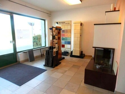 Neuer Preis: Einfamilienhaus mit Geschäftsräumen- kaufen-renovieren, wohnen und arbeiten
