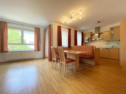 Eigentumswohnung mit sehr guter Raumaufteilung und schönem Ausblick!