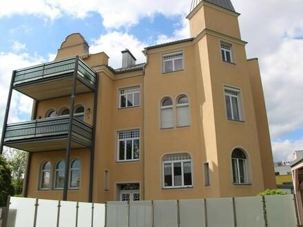 Eigentumswohnung in Jugendstilvilla