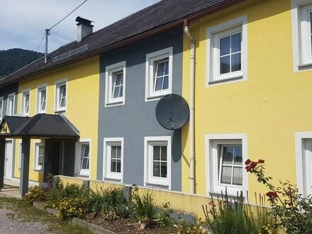 Sanierungsbedürftige Wohnung in Mehrparteienhaus mit drei Wohneinheiten
