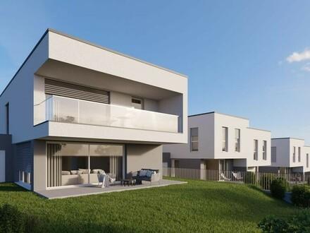 Leistbares Neubau-Reihenhaus in attraktiver Grünlage *schlüsselfertig*