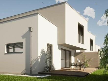Moderne Doppelhäuser in St. Peter, Doppelhaus 2.1