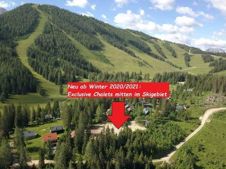 5 Exclusive Chalet´s im Skigebiet Höss