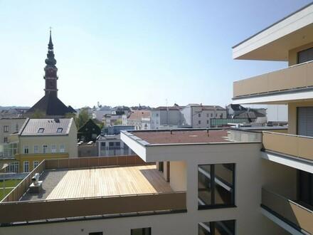 Das RIEDium - Modernes Wohnen im Zentrum