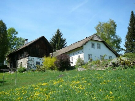 Idyllisches Landhaus in absoluter Alleinlage