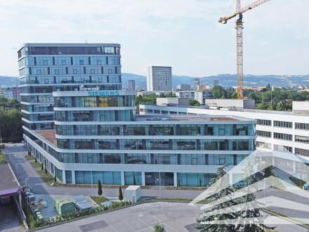 Techbase Linz - Business Campus der Zukunft