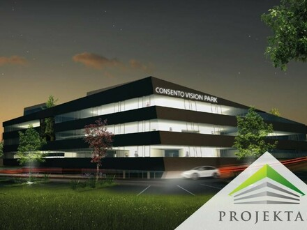 Arbeitsplätze für Vorausdenker: CONSENTO Vision Park (Provisionsfrei!)