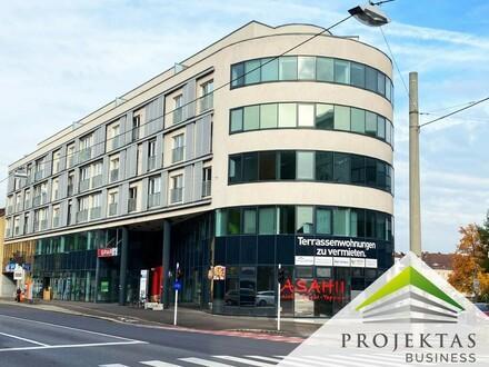 822 m² sehr gut ausgestattete Bürofläche in idealer Lage im Business Corner Urfahr!