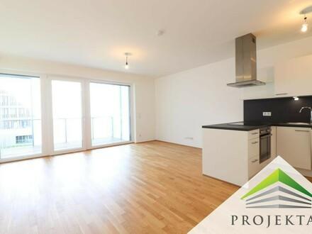 Lichtdurchflutete 3 Zimmer-Neubau-Wohnung mit Loggia in Linz-Urfahr - ab sofort verfügbar!